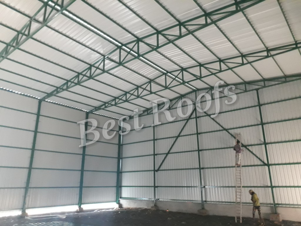 Badminton Shed Construction